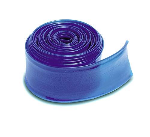 25 x 15 Transparent Blue Swimming Pool Filter Backwash Hose