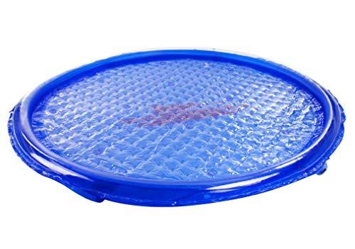 Solar Sun Rings Plain Blue Swimming Pool 3-Pack