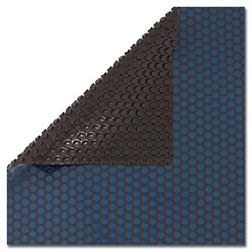 In The Swim 12 x 24 Foot Rectangle Premium Plus Pool Solar Blanket Cover 12 Mil