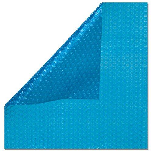 In The Swim 16 x 32 Foot Rectangle Premium Pool Solar Blanket Cover 12 Mil