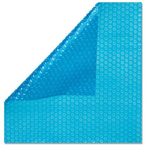In The Swim 20 x 40 Foot Rectangle Basic Pool Solar Blanket Cover 8 Mil