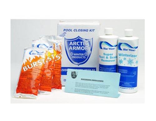 Chlorine Pool Winterizing Kit - 30000 Gal
