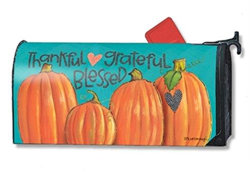 MailWraps Grateful MailWrap Mailbox Cover 01418
