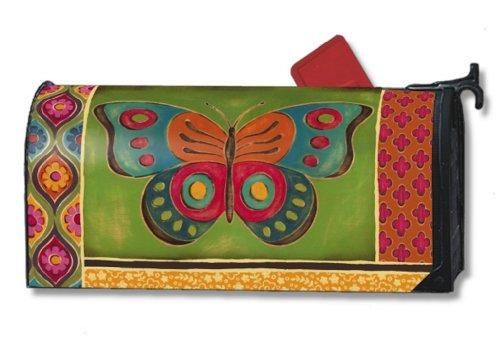 MailWraps Gypsy Garden Mailbox Cover 02101