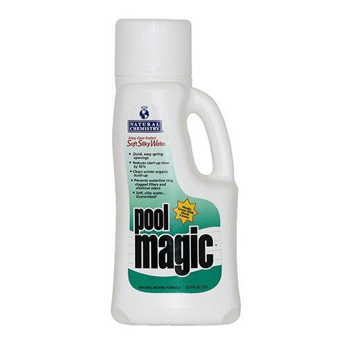 Natural Chemistry 03722 Pool Magic 1 Liter
