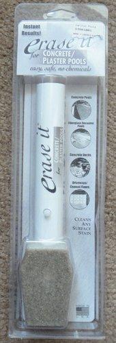 Stain Eraser Erase It ConcretePlaster Pools
