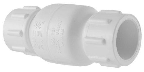 Ldr 024 Cv-34 34-inch Inline Pvc Check Valve Size 34-inch Model 024 Cv-34