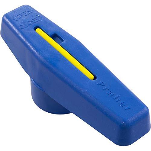 Praher Handle 2 Ball Valve Blue