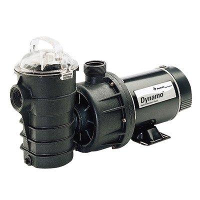 Pentair Dyn-n1-15hp Dynamo One Speed Aboveground Pool Pump With 3-feet Standard Cord 1-12 Hp