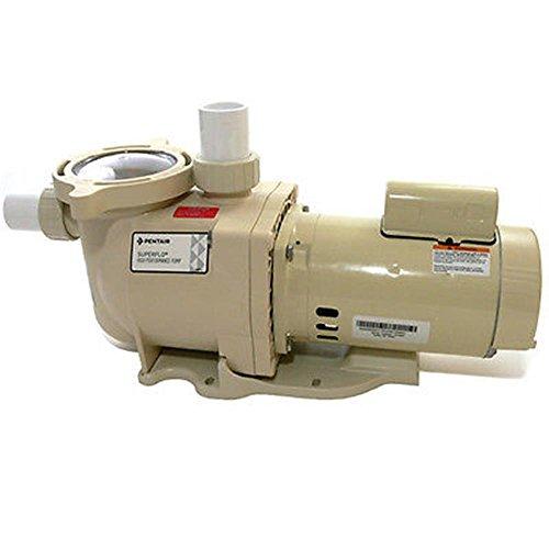 Pool Equipment Parts Pentair SuperFlo 1hp 1 hp Pool Pump Replaces Hayward Super Pump SP2607x10 340038