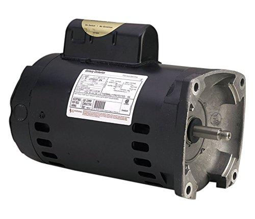 Ao Smith Century B2843 Square Flange 2hp 3450rpm Single Speed Pool Pump Motor