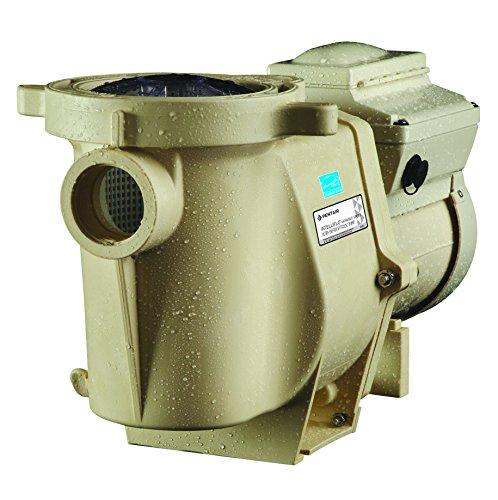 Pentair 011018 Intelliflo Variable Speed High Performance Pool Pump 3 Horsepower 230 Volt 1 Phase - Energy