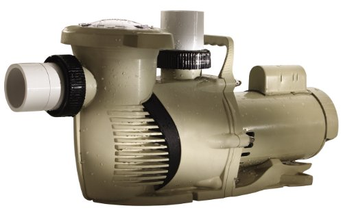 Pentair 022008 Whisperfloxf High Performance Energy Efficient Two Speed Full Rated Pool Pump 3 Horsepower 230