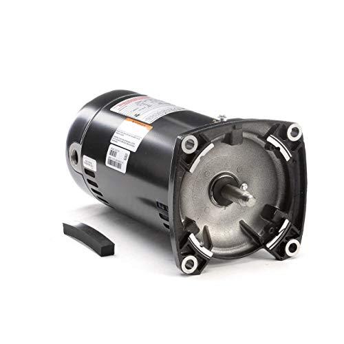 1 hp 3450 RPM 48Y Frame Square Flange 115230V Pool Motor Century  USQ1102