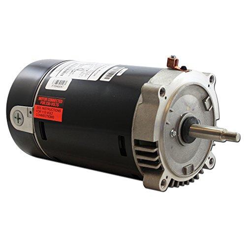 Nidec AST165 165 Horsepower 56J C-Flange Replacement Swimming Pool Pump Motor