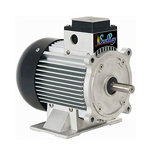 Savior Sunray SOLFLO-2-M-50-50-120 Solar Replacement Pool Pump Motor