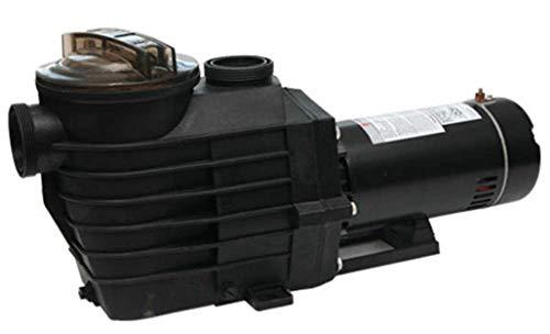 iMeshbean 152HP 115-230v IN GROUND Swimming Pool Pump Motor wStrainer 2 Thread NPT Total HP24 Horsepower 2 HP