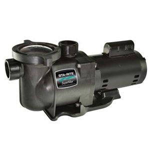 Pentair Sta-Rite N2-2A HP SuperMax 2-Speed Energy Efficient High Performance Inground Pool Pump 2 HP 230-Volt