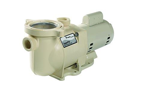 Pentair 346236 SuperFlo High Performance Standard Efficiency Single Speed Pool Pump ½ Horsepower 115208-230 Volt 1 Phase