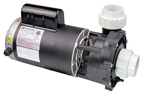 NEW Key Lander Hot Tub Spa Pump Single Speed 56 Frame LX Motor 220-240V60Hz 2 Port OEM 6500-352 6500-365 6500-363 56WUA400-INF
