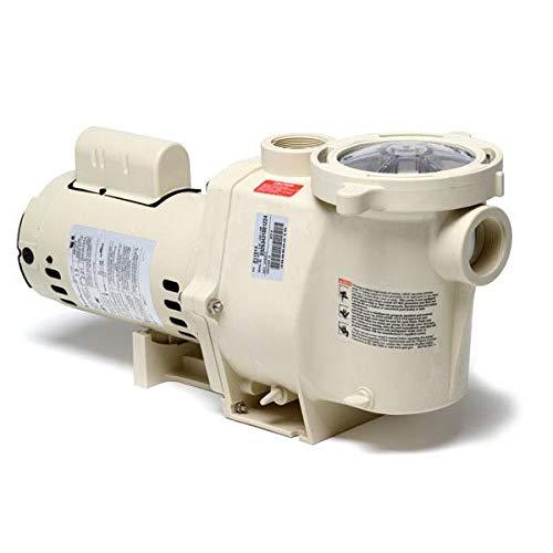 Pentair 011522 WhisperFlo High Performance Energy Efficient Two Speed Full Rated Pump 1 12 Horsepower 230 Volt 1 Phase