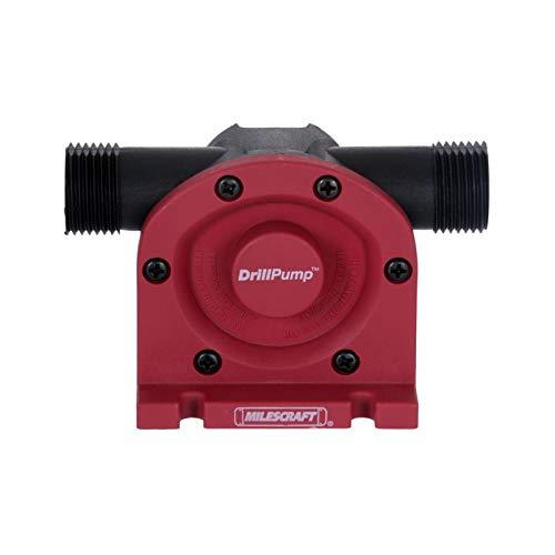 Milescraft 1314 DrillPump750 - Self Priming Transfer Pump