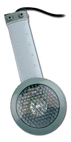 Nitelighter LED Pool Light 1350 Lumens - Illuminates Aboveground Swimming Pools Underwater Lighting Easy to Install Under the Top Rail ETL Listed LED Pool Light Fixture NL100