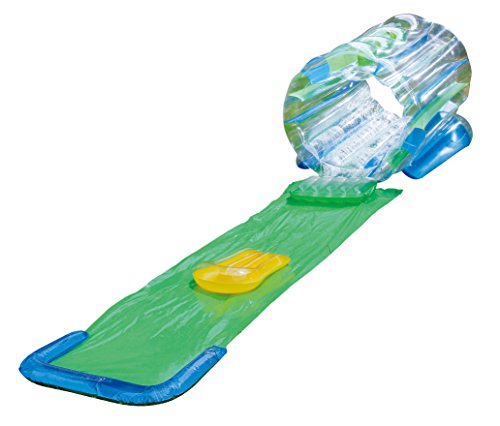 Summer Waves165&quotx41&quotx37&quot Splash Tunnel Water Slide&quot