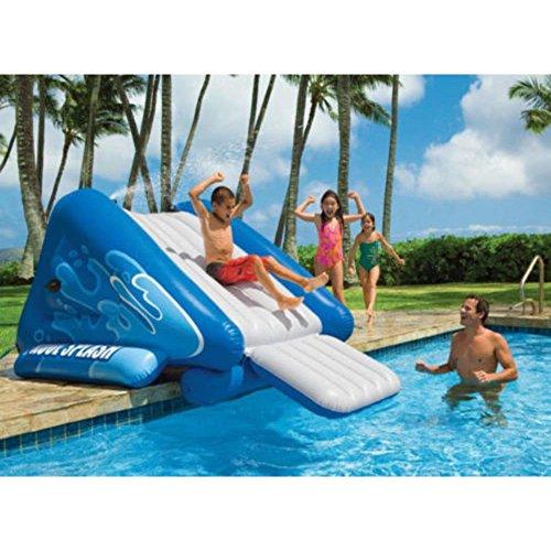 Intex Kool Splash Inflatable Swimming Pool Water Slide Accessory  58851ep