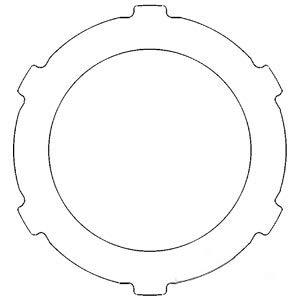R46391 New Input Planetary Plate For John Deere 400G 410D 450E 450G 455E 455G