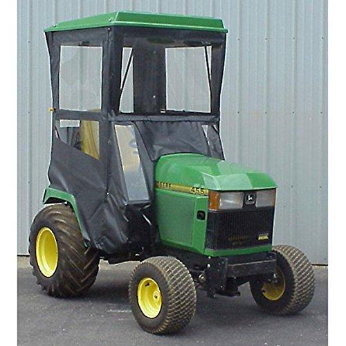 Hard Top Cab Enclosure Fits John Deere 425 445 455 Tractors