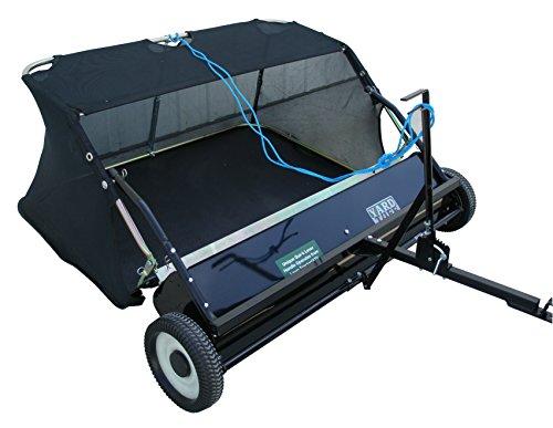 Yard Tuff YTF-48STQA Quick Assembly Lawn Sweeper 48