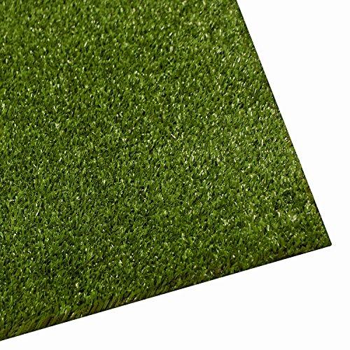 Aleko Ag75x4cs Indooroutdoor Artificial Garden Grass C Shape