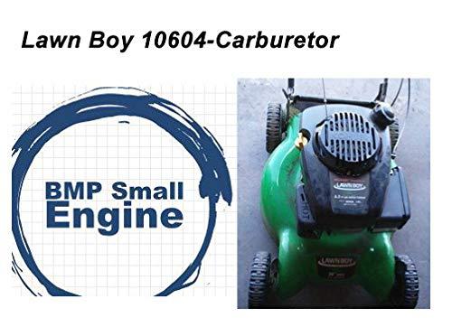 BMotorParts Carburetor Carb for 149cc Lawn Boy Mower MDL 10604 Powered by Kohler