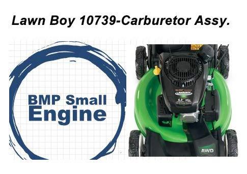 BMotorParts Carburetor Carb for 149cc Lawn Boy Mower MDL 10739 Kohler XTX Powered