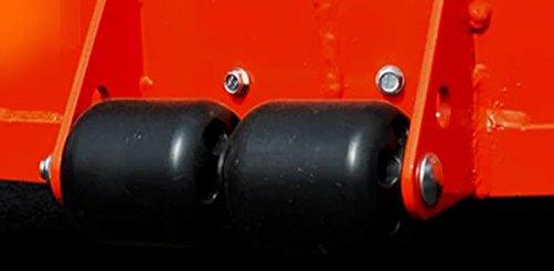 A&I ARP Kubota Mower Deck Roller Wheel - K5763-46250