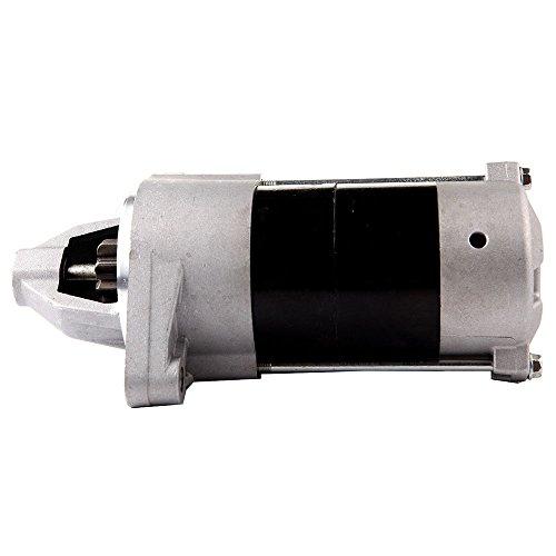 SCITOO Starters New 18414 fit KUBOTA Mowers - Front F2260-R F2560-E F2560-R F3060-R Mowers - Turf ZD18 ZD21 18417 19791 9722809-709 9722809-748