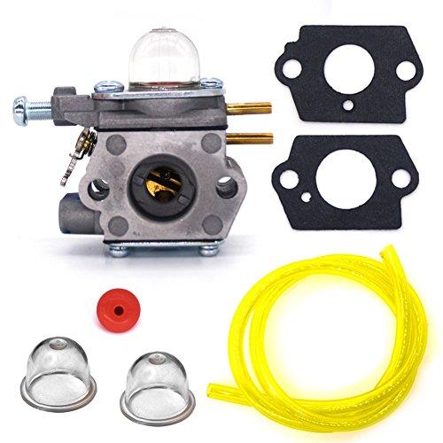FitBest New Carburetor for Walbro WT-973 MTD 753-06190 Troy-bilt TB21EC TB22EC TB32EC TB42BC TB80EC Trimmers