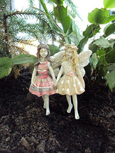 Wholesale Fairy Gardens Fairy Faith Hope Miniature Fairy Gnome Garden Figurine Accessory FAHOP
