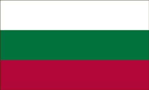 Americas Flag Company FF3X5NBUL1 3-Foot by 5-Foot Nylon Bulgaria Flag