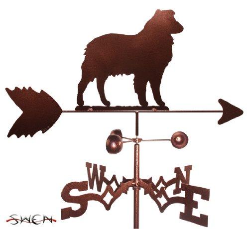 SWEN Products Australian Shepherd Dog Weathervane