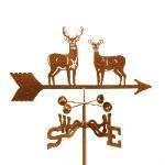 Deer Standing Roof Mount Weathervane