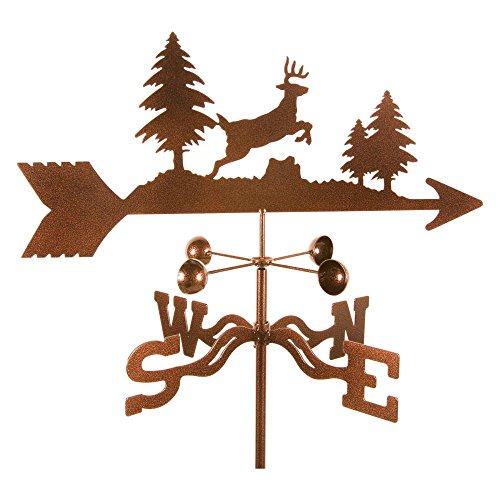 EZ Vane Jumping Deer Weathervane