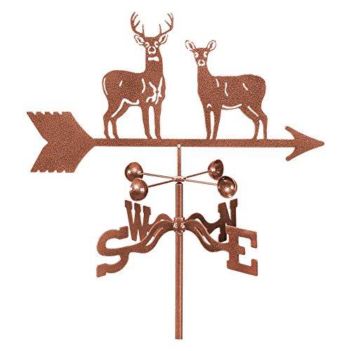 EZ Vane Standing Deer Weathervane