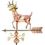 Full Bodied Deer Weathervane