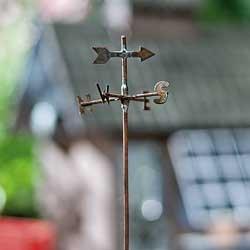 Fairy Garden Weathervane Pick