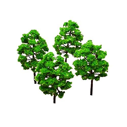 Nuolux Model Trees Mini Tree Set Scenery Landscape 25pcs