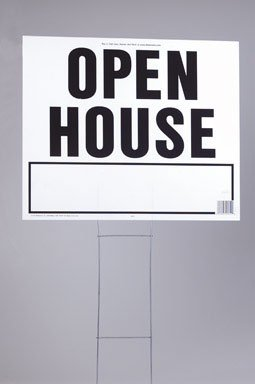 HY-KO PROD Open House Sign 20 x 24 LOH-3