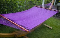 Merax-Swing-Bed-Hammock-Chair-Outdoor-Chair-Durable-High-Quality-100-Cotton-With-Beautiful-Wooden-Bar-purple-7.jpg