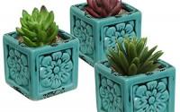 Set-of-3-Rustic-Style-Turquoise-Ceramic-Floral-Design-Succulent-Plant-Pots-Mini-Herb-Cacti-Planters-48.jpg